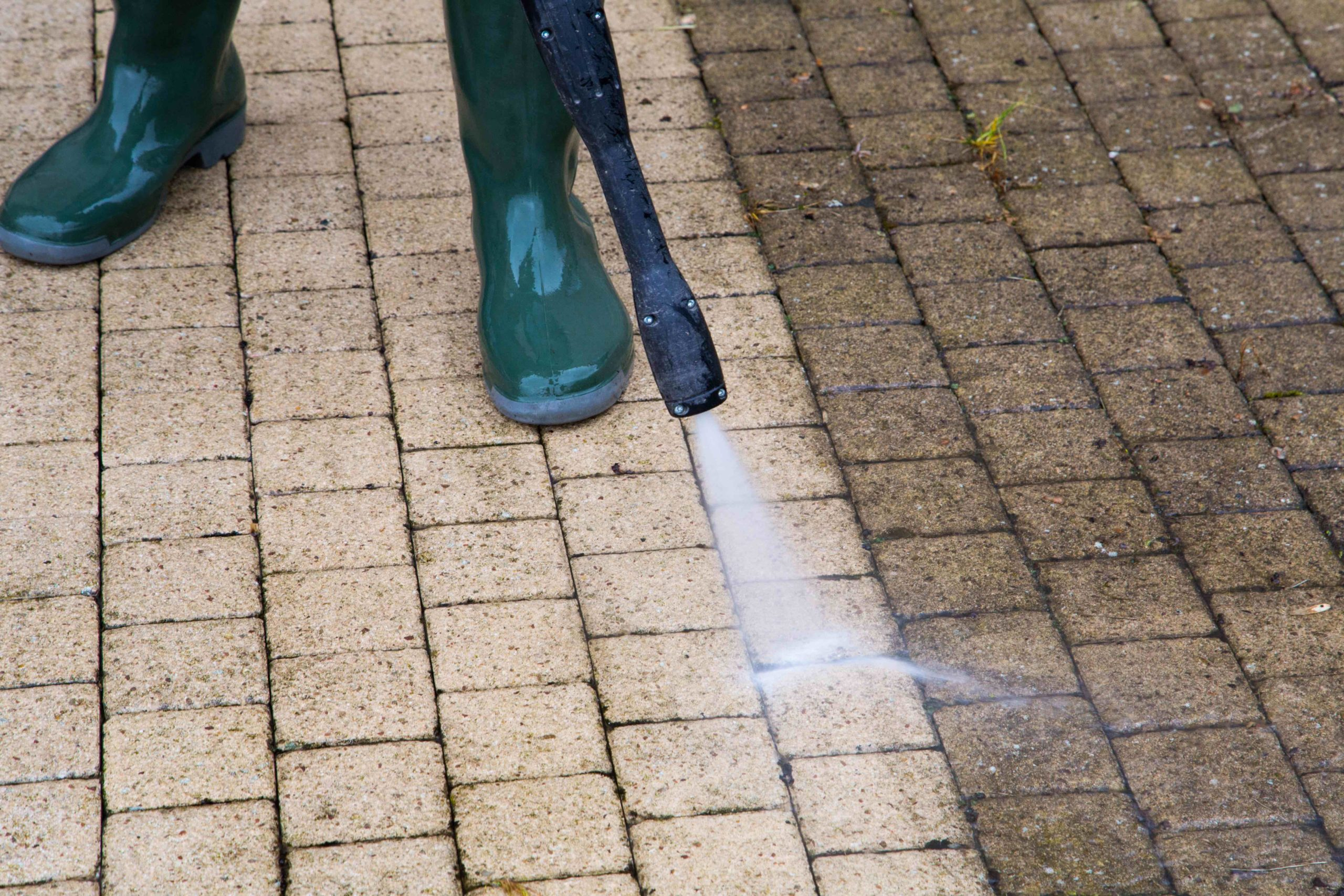 Soft Washing Render Westmeath